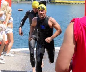 Triathleten & Wettkampfschwimmer